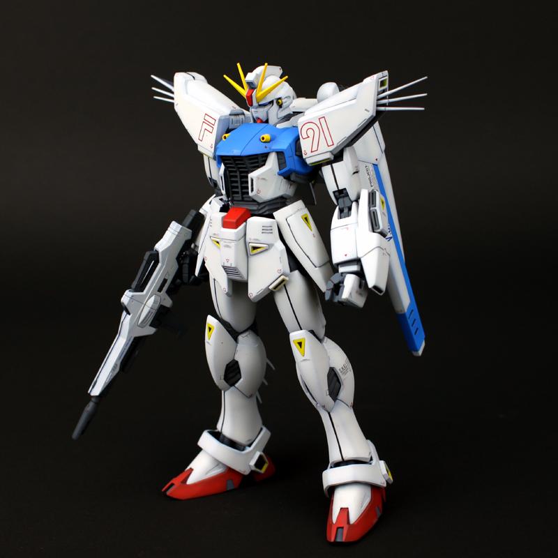 F91「ガンダムF91」1/100 マスターグレード #2